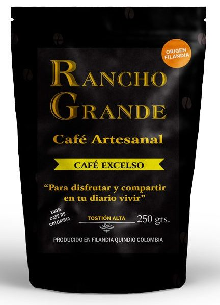 Café Rancho Grande - Filandia - Tostión Alta