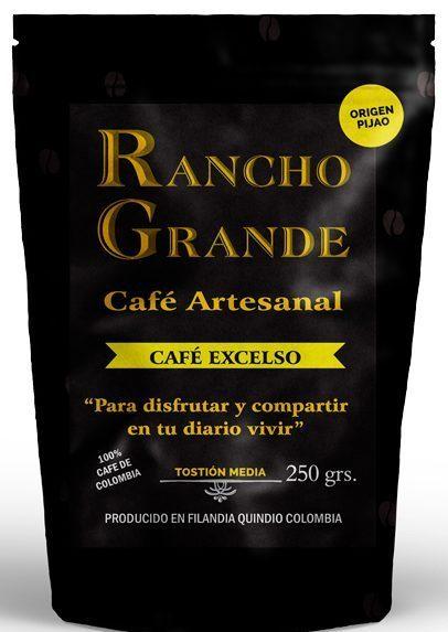 Café Rancho Grande - Pijao - Tostión Media